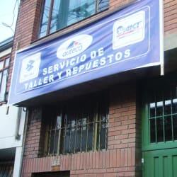 Servicio De Taller y Repuestos en Bogotá