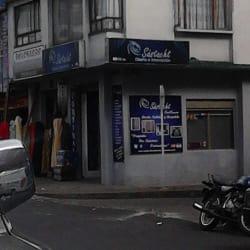 Sástacht en Bogotá