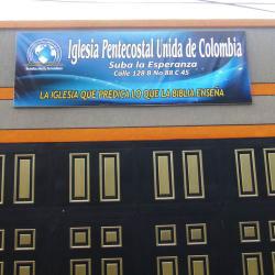 Iglesia Pentecostal Unida de Colombia Suba La Esperanza en Bogotá