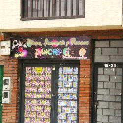 Piñatas, Juguetería y Regalos Pancho en Bogotá