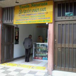 Tienda Naturista La Valeriana en Bogotá
