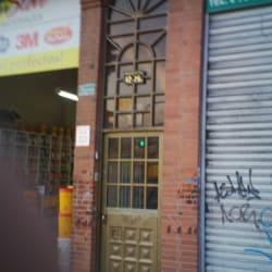 Pintura Tito Pabon en Bogotá