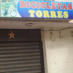 Bicicletas Torres en Bogotá