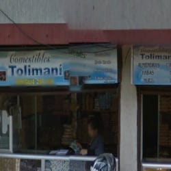 Comestibles Tolimani en Bogotá
