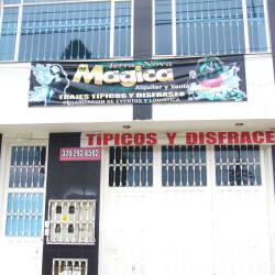 Terra Nova Mágica en Bogotá