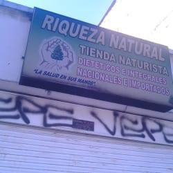 Riqueza Natural en Bogotá
