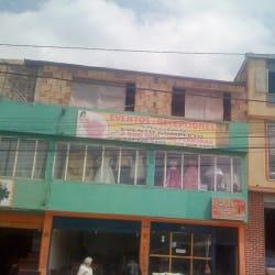 Casa de banquetes Shaday en Bogotá