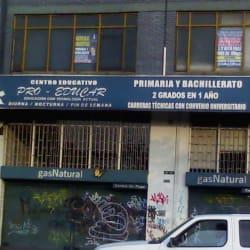 Centro Educativo Pro Educar en Bogotá