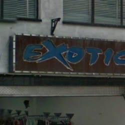 Exótica en Bogotá