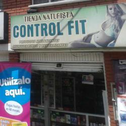 Tienda Naturista Contro FIT en Bogotá