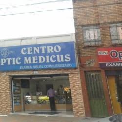 Centro Optic Medicus en Bogotá