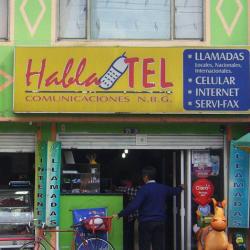 Hablatel Comunicaciones N.B.G. en Bogotá