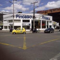 Pincaso Grupo Empresarial en Bogotá