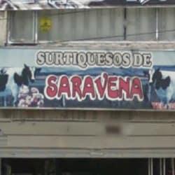 Surtiquesos de Saravena en Bogotá