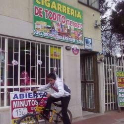 Cigarreria de Todito es mas Barato en Bogotá