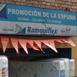 Surtidor De La Espuma en Bogotá