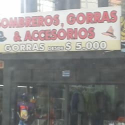 Sombreros y Accesorios en Bogotá