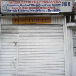 Ferreléctricos Primavera en Bogotá