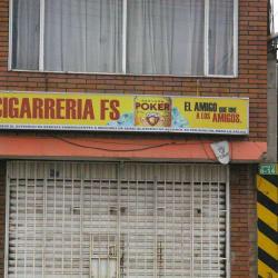 Cigarrería FS en Bogotá