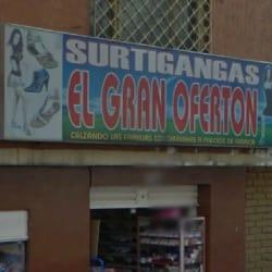 Surtigangas El Gran Oferton en Bogotá