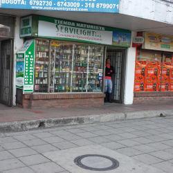 Servilight en Bogotá