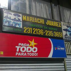Mariachi Juarez en Bogotá