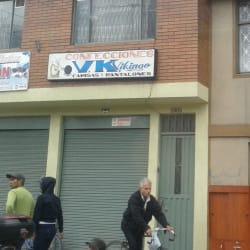 Confecciones V.K Vikingo en Bogotá