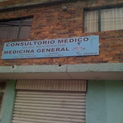 Consultorio edico Doctora Maria Teresa Diaz en Bogotá