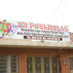 D3 Publicidad  en Bogotá