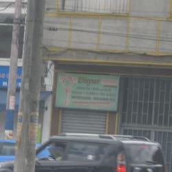 Dispar en Bogotá