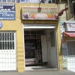 Distribuidora de Carne Cerros de Oriente en Bogotá