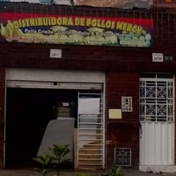 Distribuidora de Pollos Mercy en Bogotá