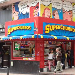 Super Churros en Bogotá