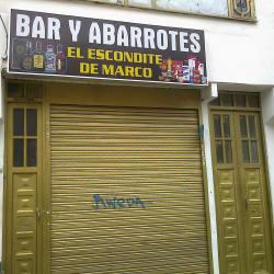 Bar y Abarrotes El Escondite de Marco  en Bogotá