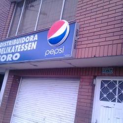 Distribuidora Delikatessen Toro en Bogotá