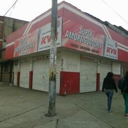 Super Amortiguadores en Bogotá