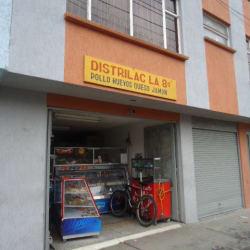 Distrilac La 8 en Bogotá