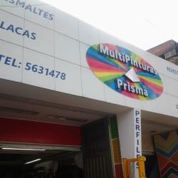 Multipinturas Prisma Carrera 68 en Bogotá