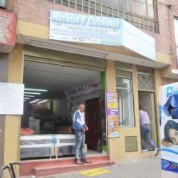 Muebles y Colchones Sueños De Ángel en Bogotá