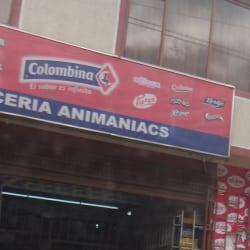 Dulcería Animaniacs en Bogotá