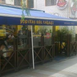 Sopitas Del Carajo Restaurante Parrilla en Bogotá