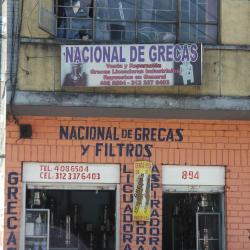 Nacional de Grecas en Bogotá