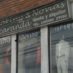 Smoking y Novias Jacaranda en Bogotá
