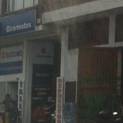 Girarmotos en Bogotá