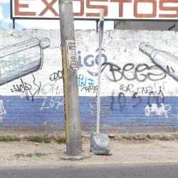 Exhostos en Bogotá