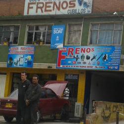 Solo Frenos Cubillos en Bogotá