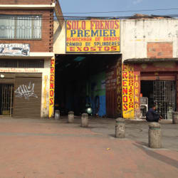 Solo Frenos Premier en Bogotá