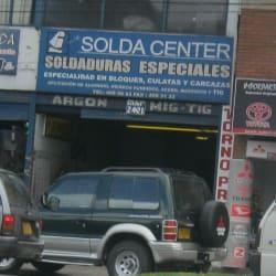 Solda Center Soldaduras Especiales en Bogotá