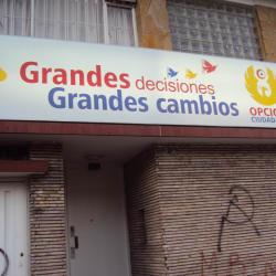 Opción Ciudadana en Bogotá