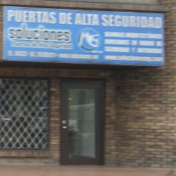 Soluciones MG en Bogotá